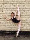 female naked ballet