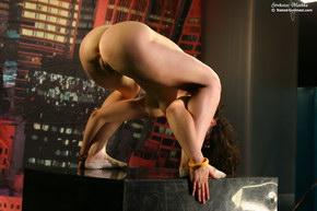 flexible position girls