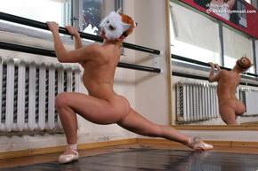nude ballet dansers
