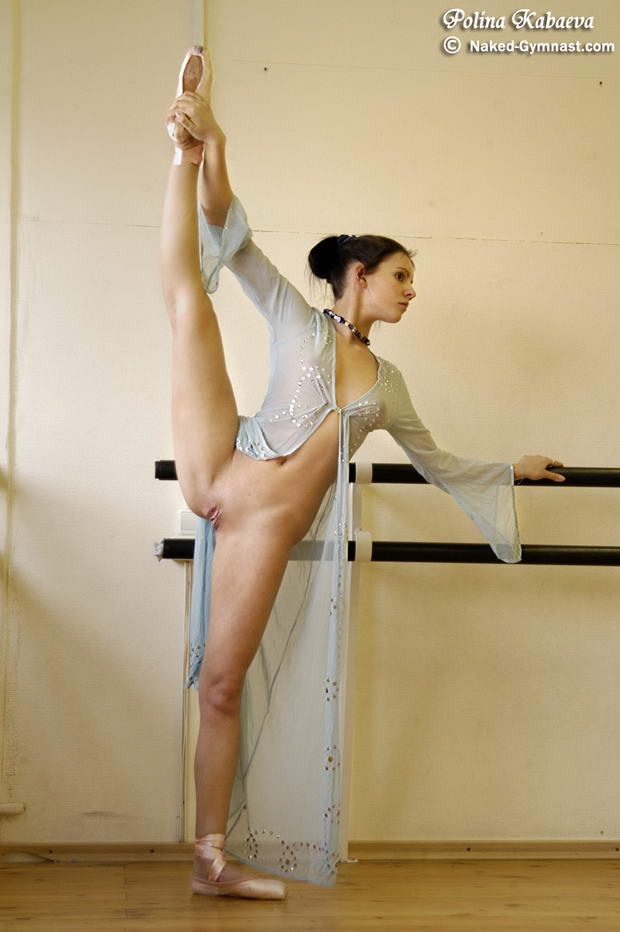Share Nude russian ballerinas commit