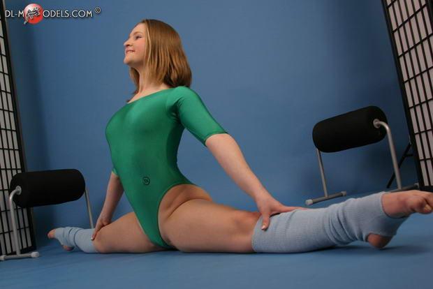 ballerina nude sexy