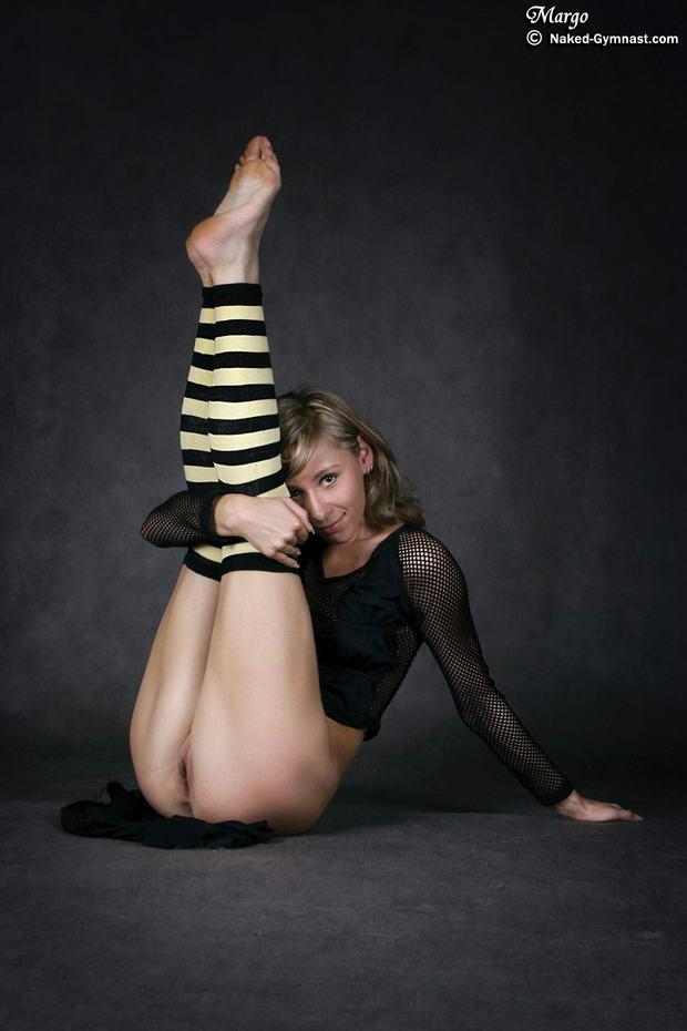 Naked ballet gymnastics nude