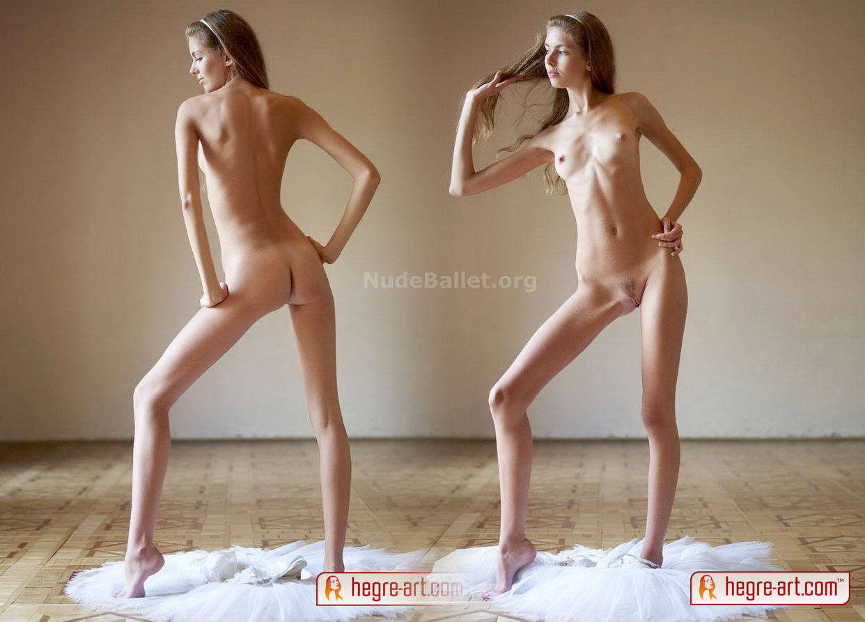 See Some Of These Nude Ballet Pics
