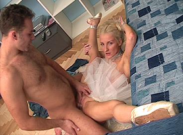 Nude ballet XXX