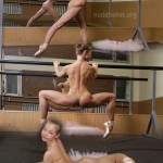 Nude ballet sex where flexible girls show their bodies